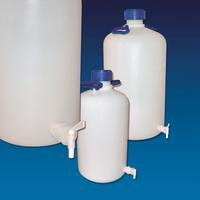 Storage Bottle W/Tap, 25 Litres