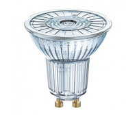 OSRAM GU10 LED 7.2W 575 LUM 36° 3000K DIM | LV1603.0081