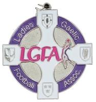 34mm LGFA Medal (Silver)