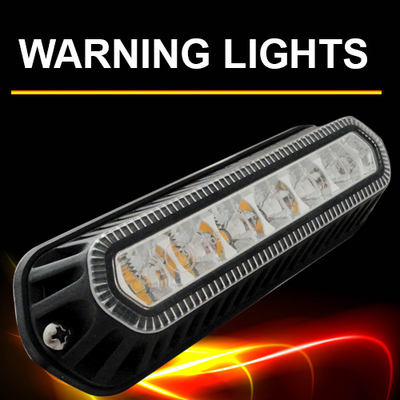 LED Directional Warning Lights