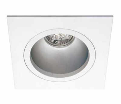 ONE Light White Sqaure Large Downlight