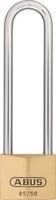ABUS 85HB50X127 CLASSIC BRASS PADLOCK