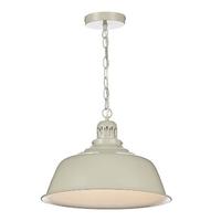 Nantucket 1 Light Pendant, Putty | LV1802.0078