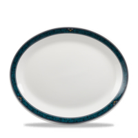 Oval Plate/Platter 30.5cm Carton of 12