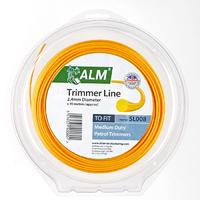 ALM Round Trimmer Line (90m X 2.4mm) Bulk 1/2Kg Pack - SL008