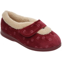 Cosyfeet Burgundy Slipper (Sleepy)
