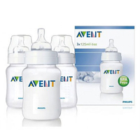 Avent Classic 9Oz-260ml Bottle Triple Pack