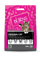 Burns Cat - Chicken & Brown Rice 400g x 1