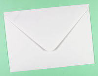 Envelope High Quality C5. (Priced in singles, order in multiples of 12)