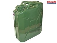 Fai/Full Green Jerry Can - Metal 20L