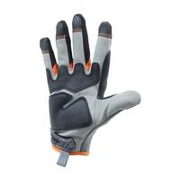 ELLER Ergodyne ProFlex© 710 Heavy Duty Utility Gloves, Grey XLarge