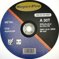 Steel Grinding Discs Superpro Professional