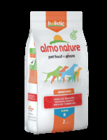 Almo Nature Holistic Small Adult Dog  - Beef & Rice 2kg