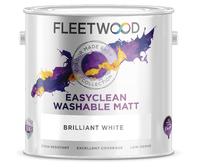 Fleetwood Easy Clean Brilliant White 2.5Ltr