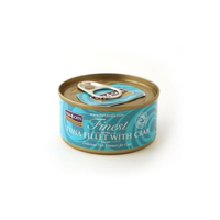 Fish4Cats Cans Tuna Fillet with Crab 70g x 10