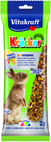 Vitakraft Rabbit Multi-Vitamin Kracker 112g x 5