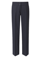 New Navy Ladies Monique Wool Rich Trousers