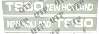 Mærkat Sæt TS80