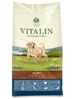 Vitalin Natural Puppy Chicken & Rice 12kg