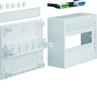 INSULATED ENCLOSURE,IP30,10 MODULES