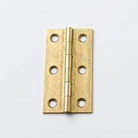 "PREMIER 2 PCE 2"" EXTRUDED BRASS BUTT HINGE"