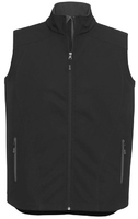 Mens Geneva Softshell Vest 3000mm