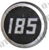 Badge 185