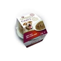Applaws Dog Pots Gravy Beef & Mixed Herbs 70g 2pk x 6
