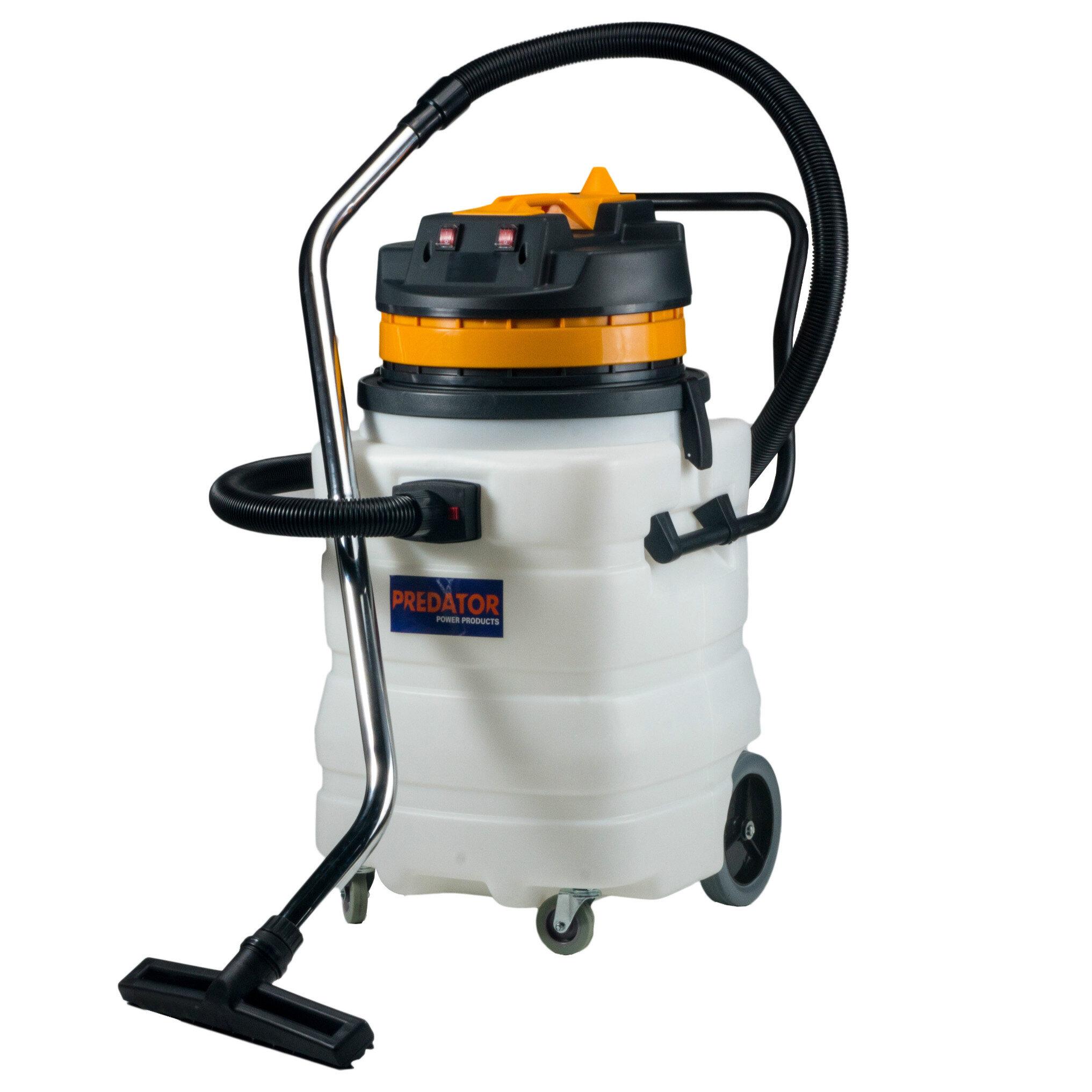 PREDATOR INDUSTRIAL WET/DRY VACUUM CLEANER110V