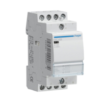 Hager ESC425 Contactor 25A 4 Pole 4 NO 230V