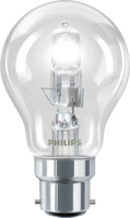 PHILIPS  ECOCLASS 42W B22 A60 CLEAR(55W GLS)630LM