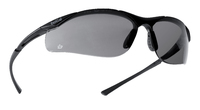 Bolle Contour Smoke Anti-scratch, Anti-fog, Platinum glasses
