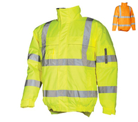 SIOEN 404A Hobson Hi-Visibility Bomber Jacket