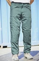 ACTION II LINED TROUSERS NAVY