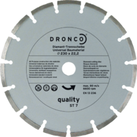 Diamond Blade 12inch / 300mm x 22mm (Hard Rock) LT36