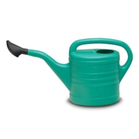 LORDOS 10LTR PLASTIC WATERING CAN WITH ROSE