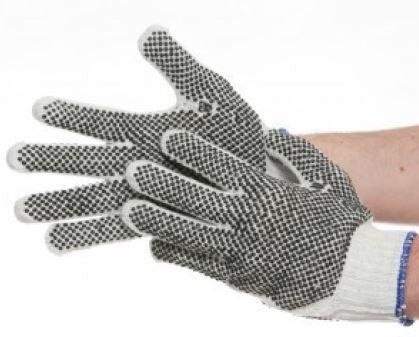 9372 String Polka Dot Glove