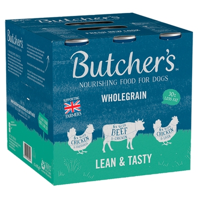 Butchers Cans Lean & Tasty 400g x 18