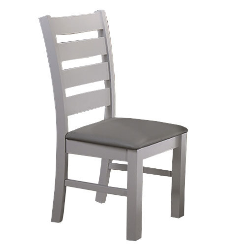 Columbia Grey Dining Chair 1