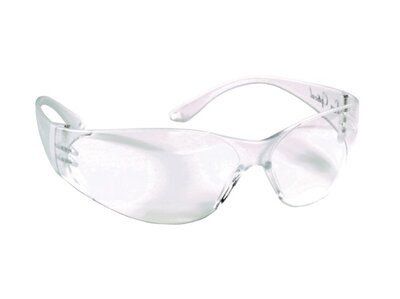 REDBACK Pokelux Anti-Mist Safety Glasses Clear
