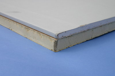 Xtratherm Insulated Plasterboard 38mm - 2438 x 1200mm