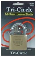 Brass Padlock 32mm