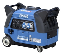 The SDMO PRO 3000 Petrol Generator with Yamaha Engine-3kW