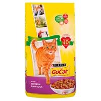 Go-Cat Adult Cat Chicken & Duck 2kg