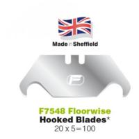 Floorwise Hooked Blades