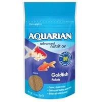 Aquarian Goldfish Pellet 28g x 1