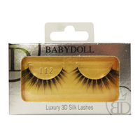 Babydoll Luxury 3D Silk Lashes 112