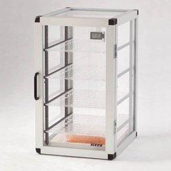 Desiccator Cabinet Alu. Frame/Acrylic Panels