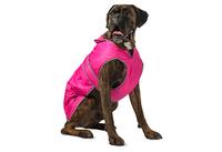 """Ancol Stormguard Dog Coat - Pink Medium 14""""-18"""" x 1"""
