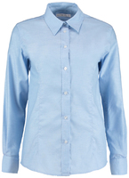 Kustom Kit KK361 Ladies' Workwear Long Sleeve Oxford Shirt
